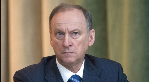 Nikolai Patrushev, Secretary of the Russian Security Council. © Sergey Guneev
