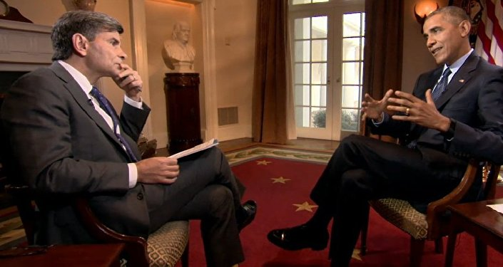 Obama's interview with ABC News