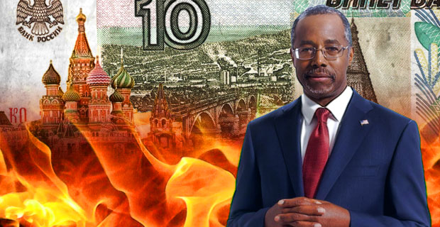 Ben Carson: U.S. Should Wage Economic War on Russia