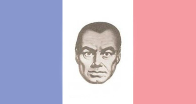 Big Brother French Flag