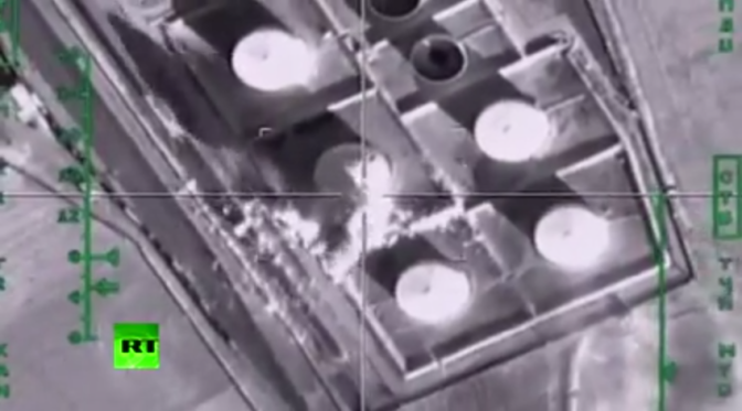 isis oil refineries