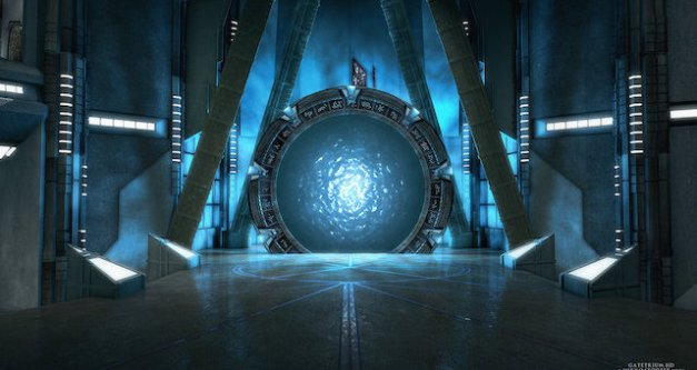 Stargate Dimensional Portal