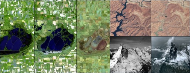 Think Climate Crisis Is A Hoax? These 20 Before-And-After Photos Will Leave You Speechless.