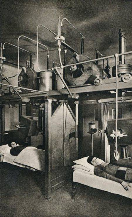 This 20th century radium therapy might have done more harm than good for patients.
