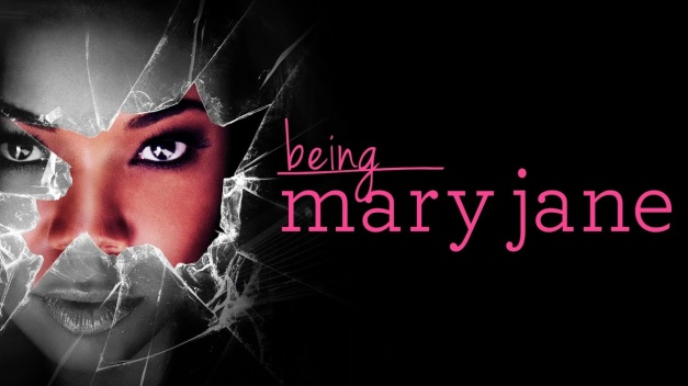 """The promo of the new season of BET series """"Being Mary Jane"""" is also about one-eye."""