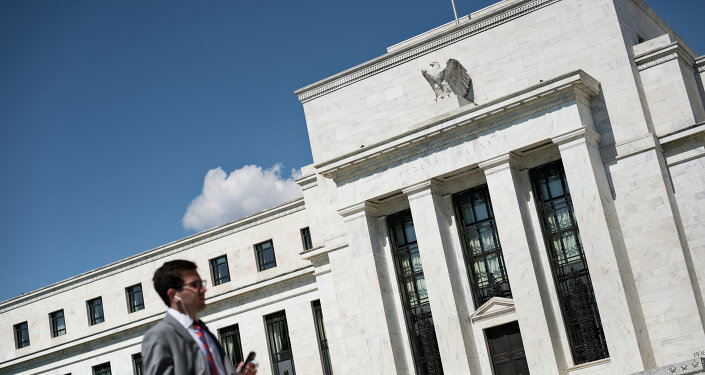A view of the Federal Reserve