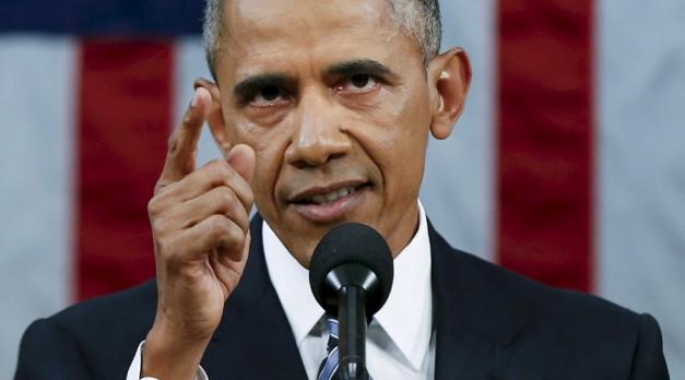 U.S. President Barack Obama © Evan Vucci