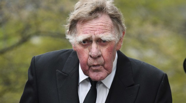 Bernard Ingham, former press secretary to former British prime minister Margaret Thatcher © John Stillwell