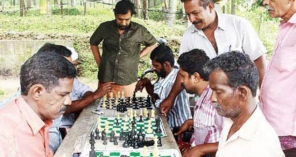 Marottichal-chess-village