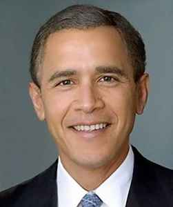 composite of obama and bush