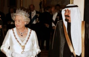 Getting the Idea of Government and Political Authority Out of Your Mind Impostor-royals-saudi-king-abdullah-british-queen-elizabeth-jafrianews-300x1941
