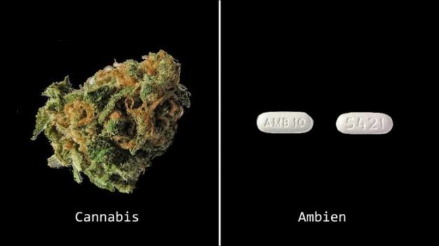 marijuana-pills-drugs-sleep-ambien