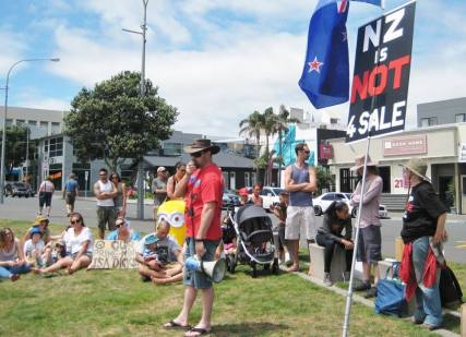 NZ not for sale
