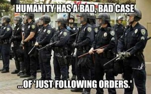 political authority consequentialist argument just following orders
