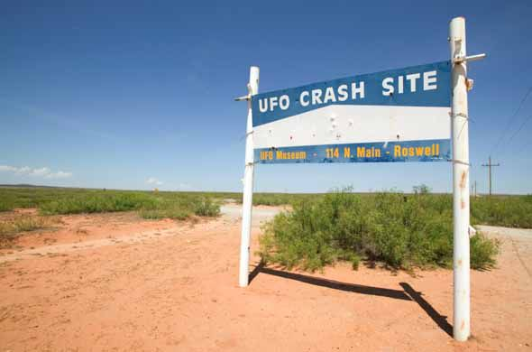 Soldier Breaks 44-Year Silence Over Roswell: 500 Military Men Saw the UFOs Roswell-crash-site1