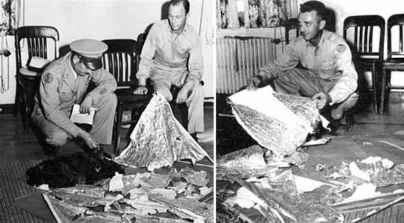 Soldier Breaks 44-Year Silence Over Roswell: 500 Military Men Saw the UFOs Roswell-crashed-flying2bsaucers1