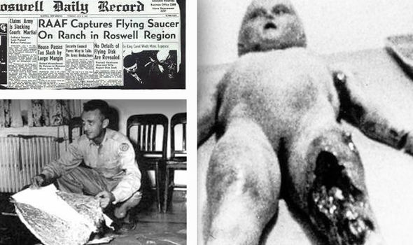 Soldier Breaks 44-Year Silence Over Roswell: 500 Military Men Saw the UFOs Roswell-main-6316531