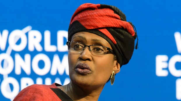 Winnie Byanyima, executive director of Oxfam International, said the world is becoming increasingly unequal, and that we can't continue to allow hundreds of millions of people to go hungry.