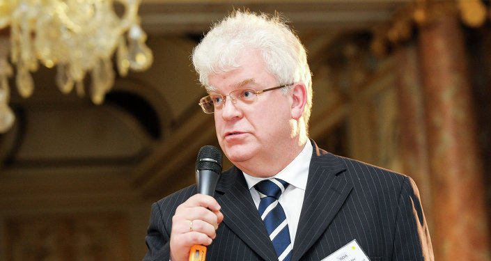 Vladimir Chizhov, Ambassador, Mission of the Russian Federation to the EU