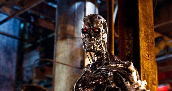 Still from Terminator Salvation: The Future Begins.