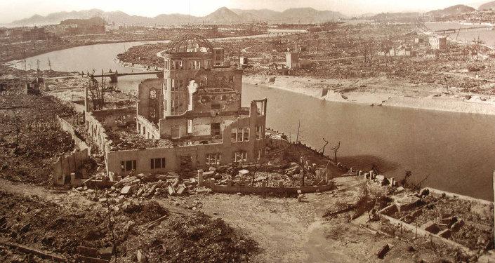 Hiroshima-after-the-bomb