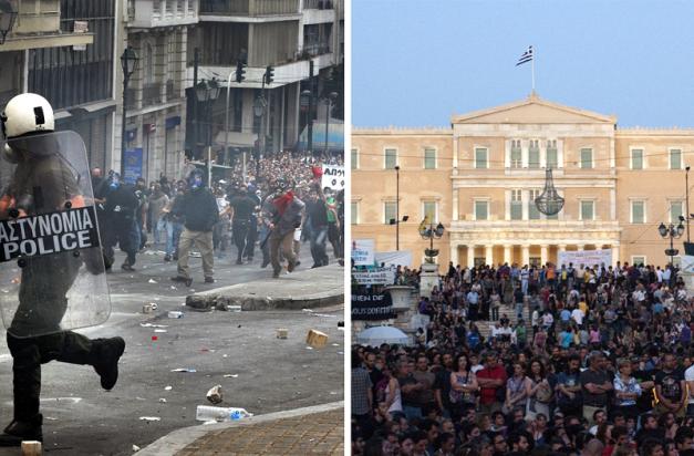 revolution greece