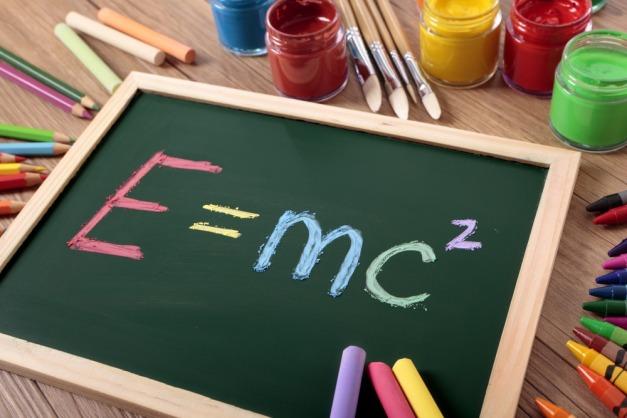 Why Does E=mc^2?