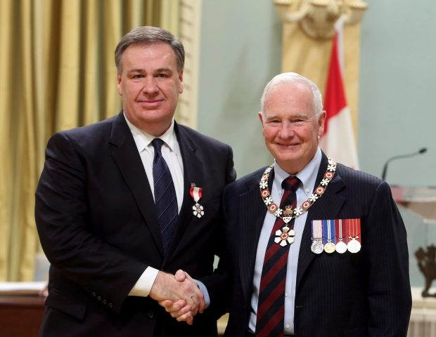 Order of Canada 20141121