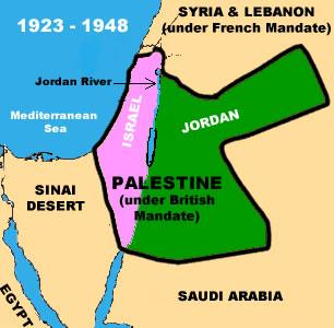 palestine-under-british-mandate