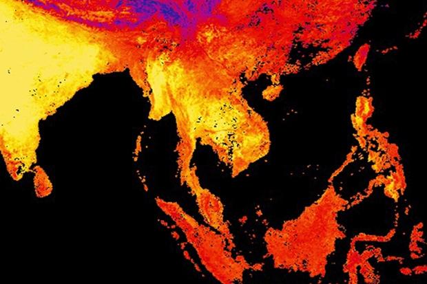 Thailand Heat Wave