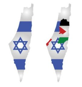Israel and Saudi Arabia same on Palestine