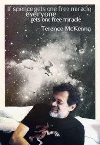 one free miracle terrence mckenna quote