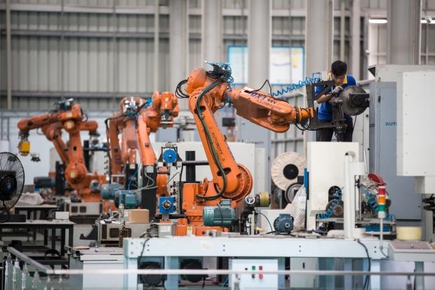 china-robots