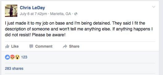 DeLay-arrest