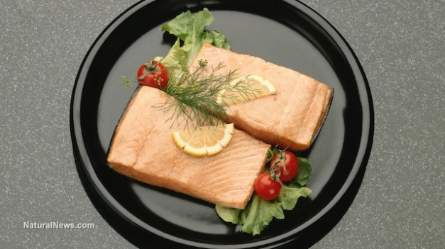 Food as medicine talesfromthelou for Fatty fish list