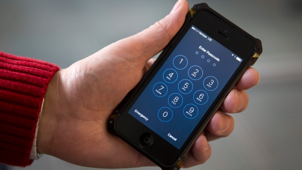 Whether or not police should have the power to compel people to hand over passwords is an issue that came to the fore last year when the FBI went to court in a bid to crack the password of a terror suspect's iPhone following a mass shooting in San Bernardino, Calif.