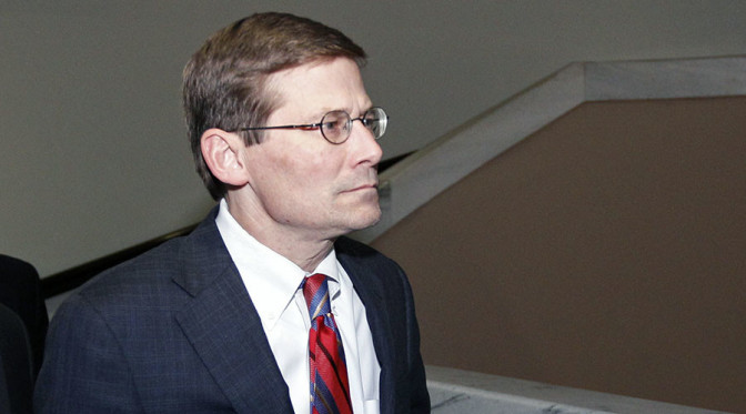 Former CIA Director Michael Morell