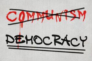NGO subversion communism democracy