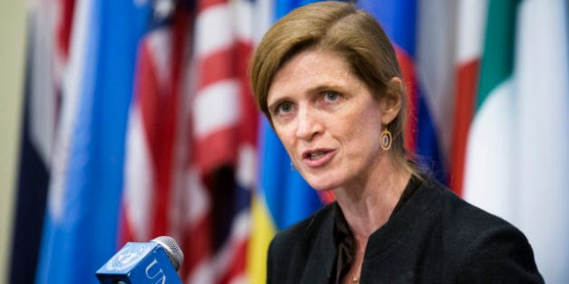 Samantha Power (file photo)