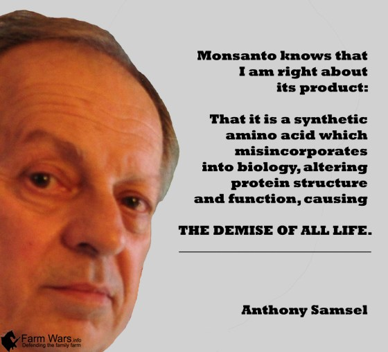 samsel-quote-demise-of-all-life
