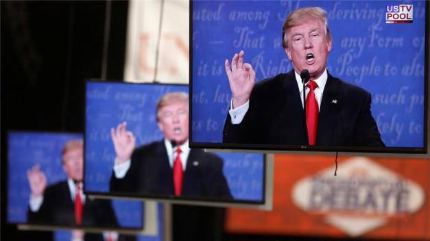 Republican US presidential nominee Donald Trump [REUTERS]
