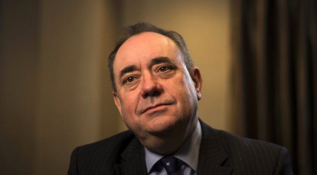 First Minister of Scotland Alex Salmond © Brendan McDermid
