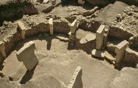 Ancient Stone Henge Like Structures Gobekli Tepe
