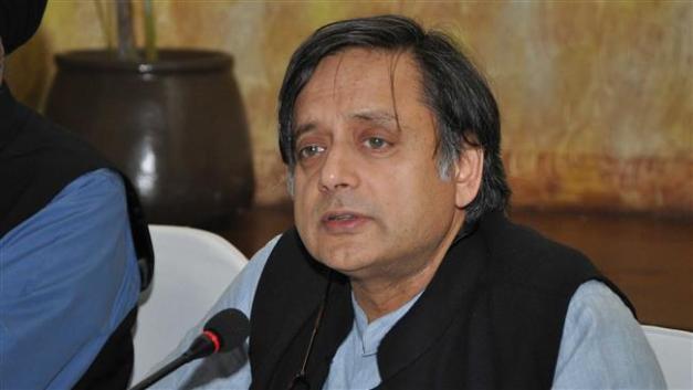 Indian MP Shashi Tharoor
