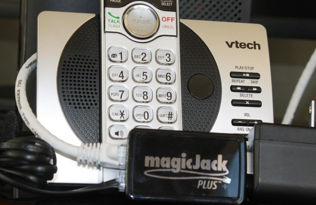 magicjack home phone