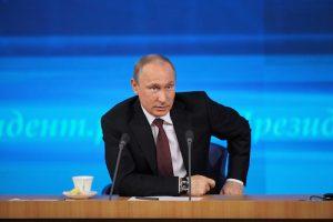 Vladimir Putin sticks it to US