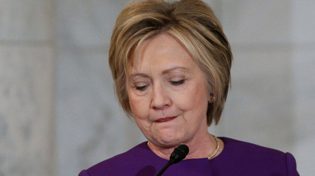Former Secretary of State Hillary Clinton pp Jonathan Ernst
