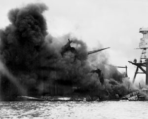 pearl harbor false flag attack uss arizona