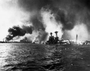 pearl harbor false flag attack uss california sinking