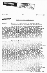 pearl harbor false flag mccollum memo page 1